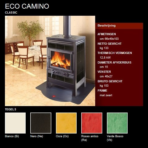 Castelmonte-ECO CAMINO