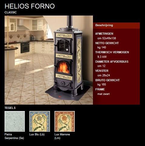 Castelmonte-HELIOS FORNO