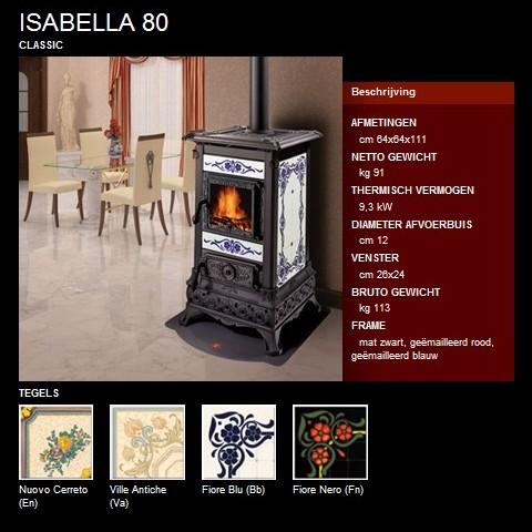 Castelmonte-ISABELLA 80