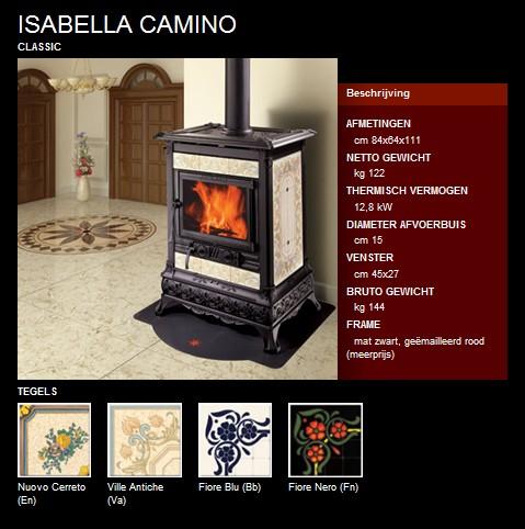 Castelmonte-ISABELLA CAMINO