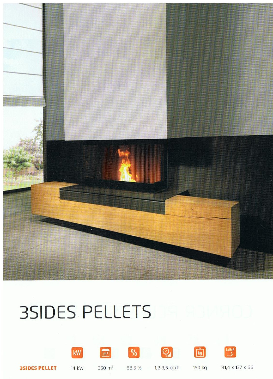 Gallus - 3 Sides Pellets