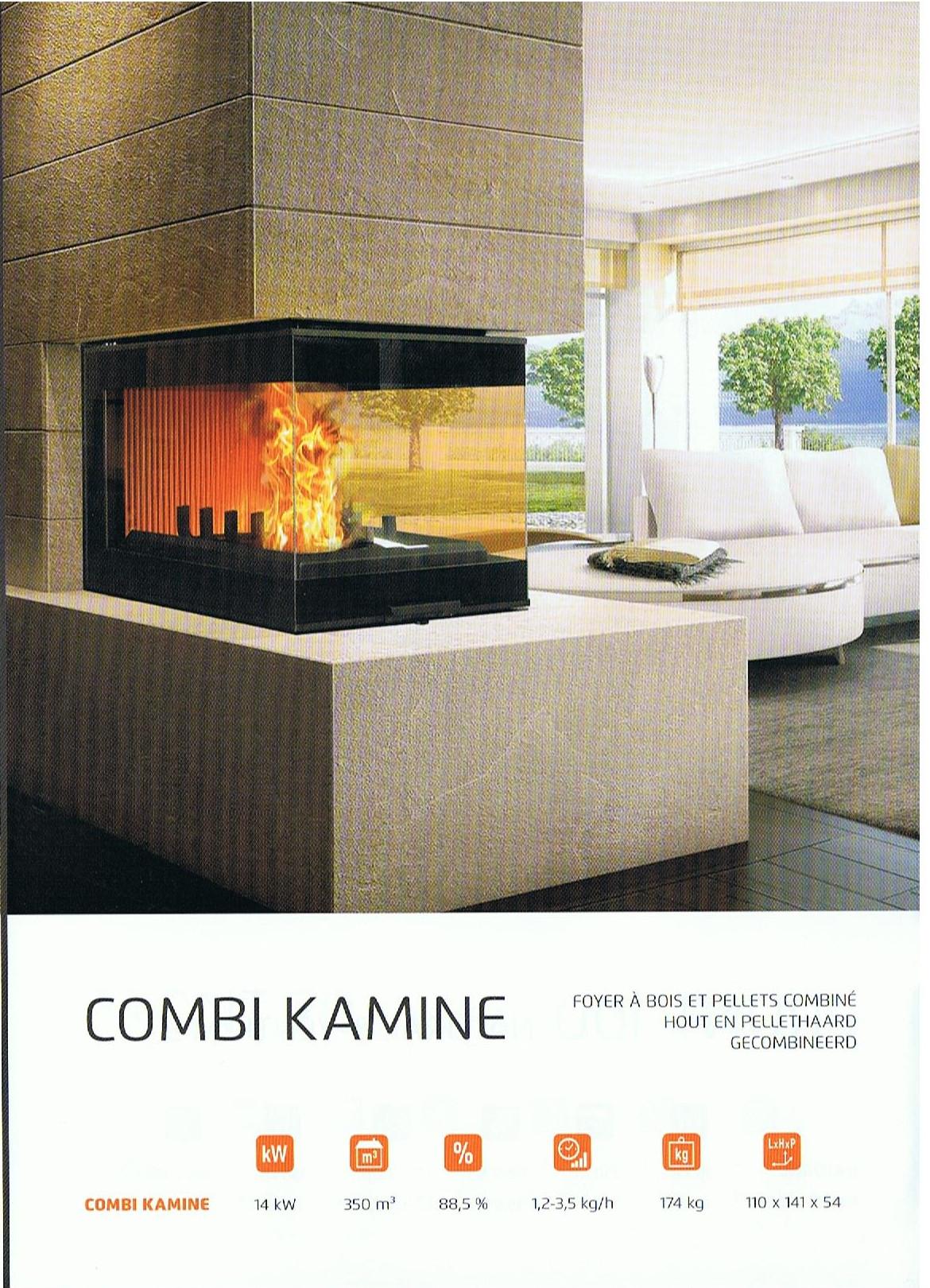 Gallus - Combi Kamine