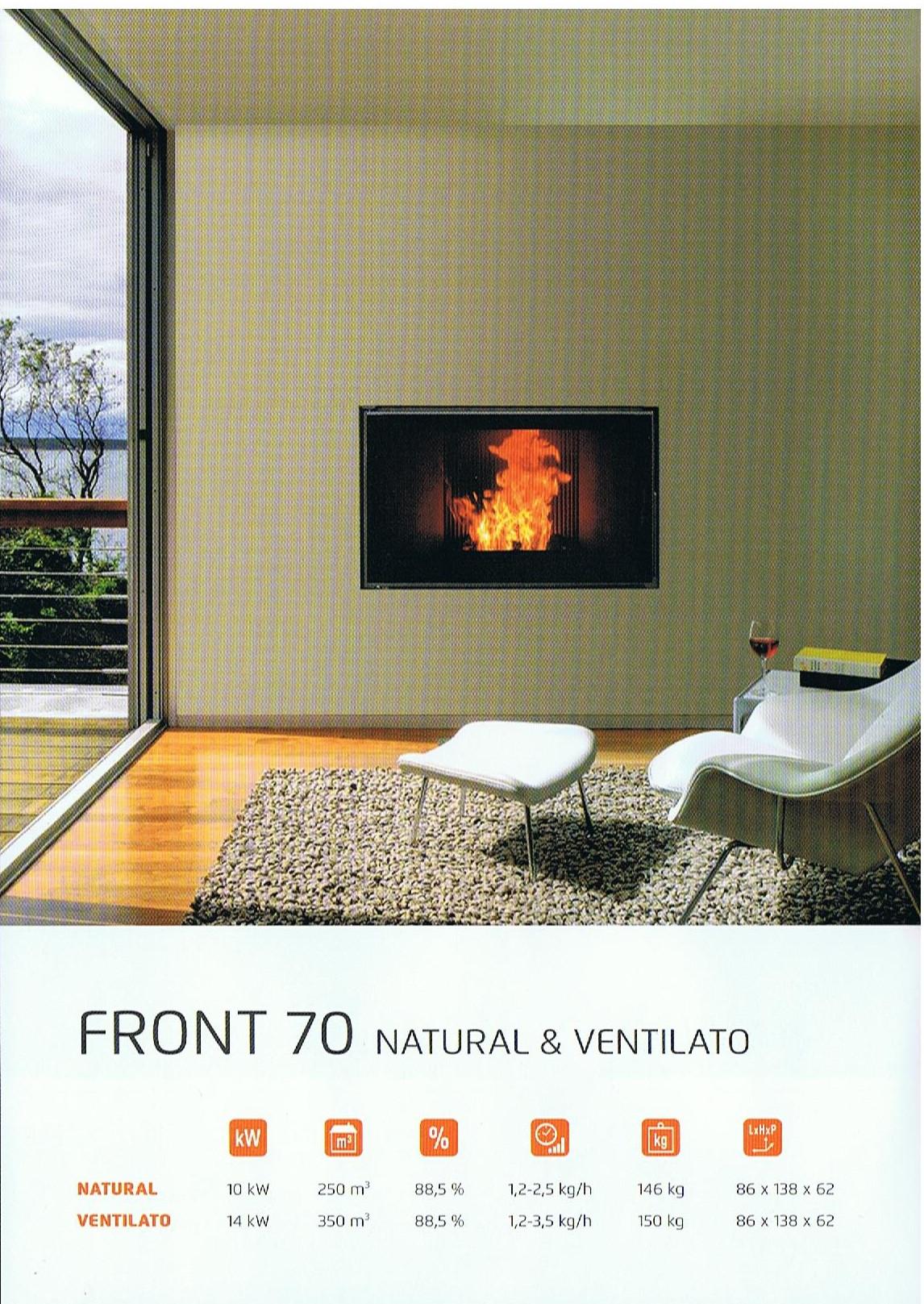 Caminetti Montegrappa - Front 70